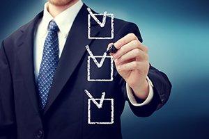 Créez votre plan de trading grâce à cette check list :