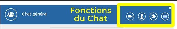 Fonctions du Chat