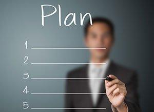 Les 5 composants obligatoires d'un plan de trading :