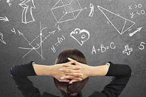 Pas besoin d'être bon en maths pour être bon en bourse : démonstration