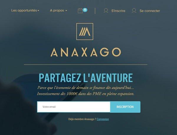Plateforme Anaxago
