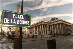 bourse paris