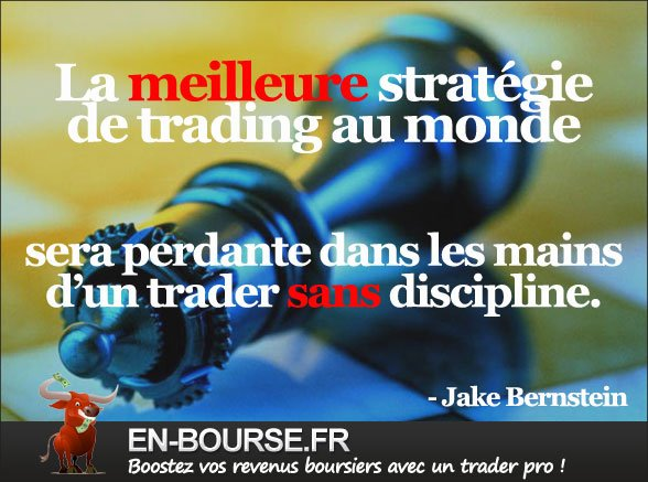 Les strategies de trading