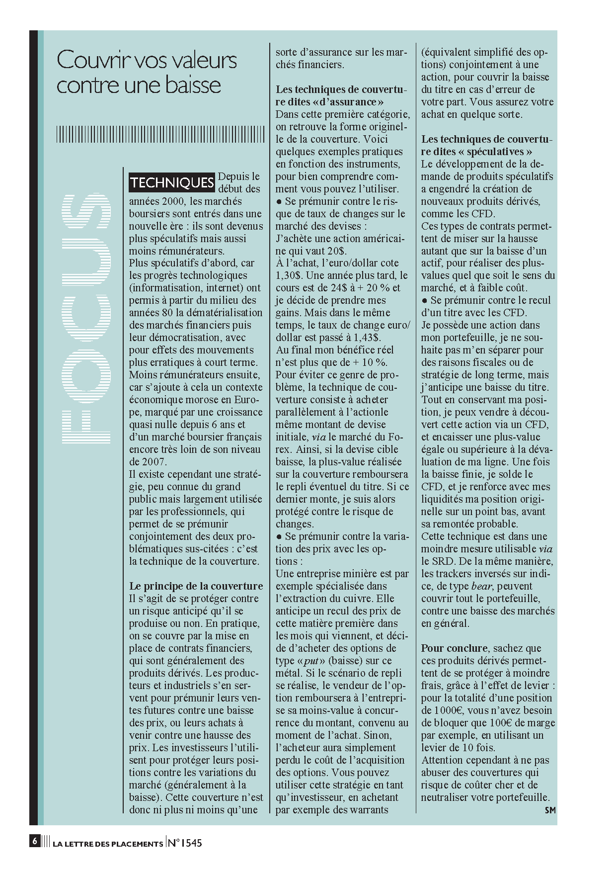article ldp nov 2013 sylvain march