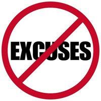 Les 5 pires excuses pour ne PAS vous mettre au trading