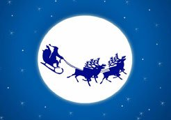 Magnifiques fêtes à tous et toutes