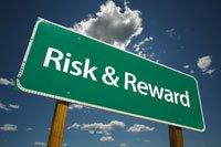 Bourse : Le ratio risque recompense : erreur