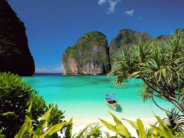Départ pour la Thaïlande