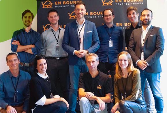 l'équipe EnBourse