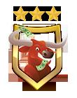 Badge Confirmé