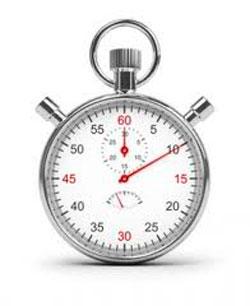 Choisir son unité de temps en trading