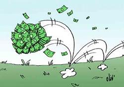 Ne pas perdre d'argent à cause des gaps