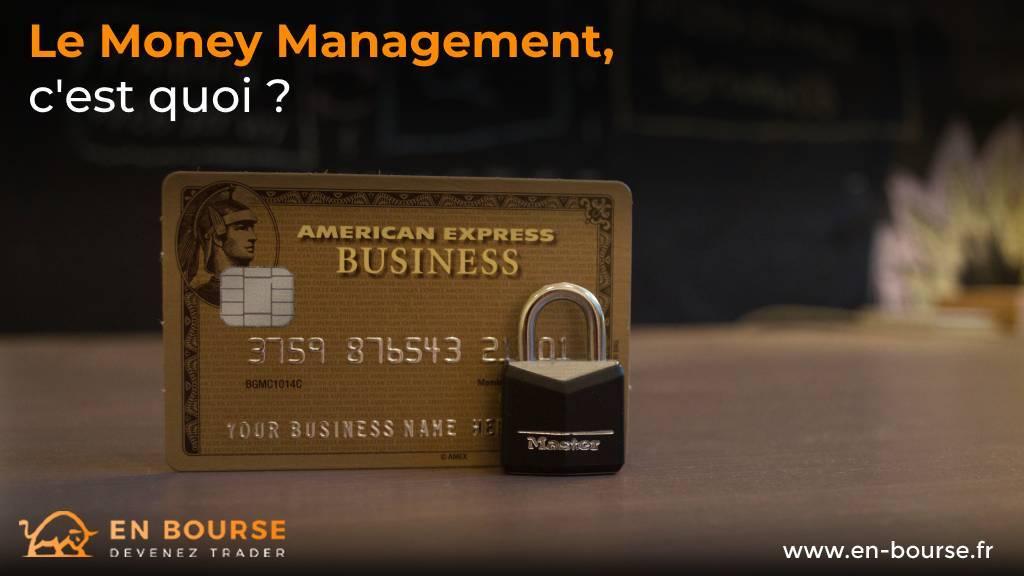 Carte MasterCard et cadenas