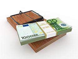 5 bonnes raisons de ne JAMAIS emprunter pour investir en bourse :