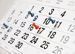 calendrier économique