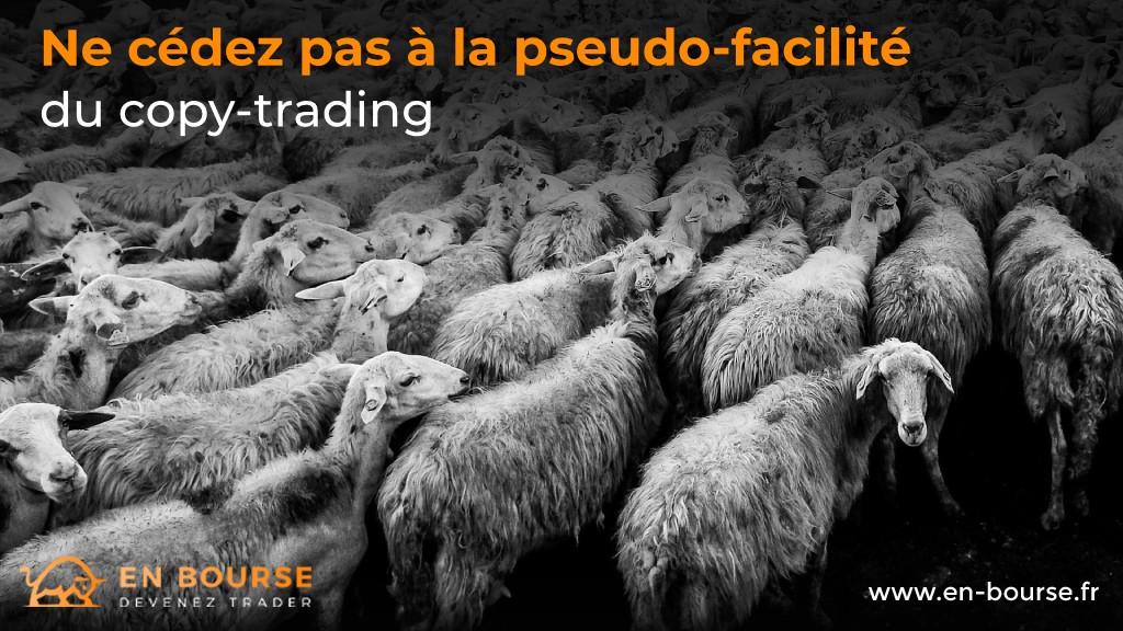 Allégorie du mouton de panurge