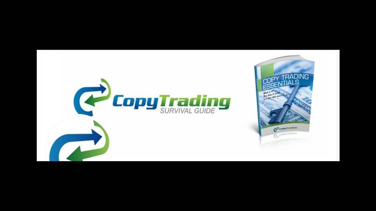 Publicité pour le copy trading - twitter