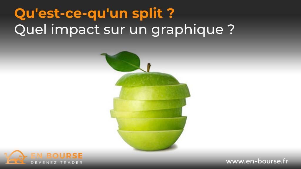 Profil d'une pomme tranchée en rondelles