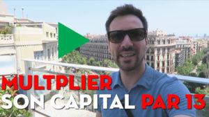 multiplier son capital par 13-2