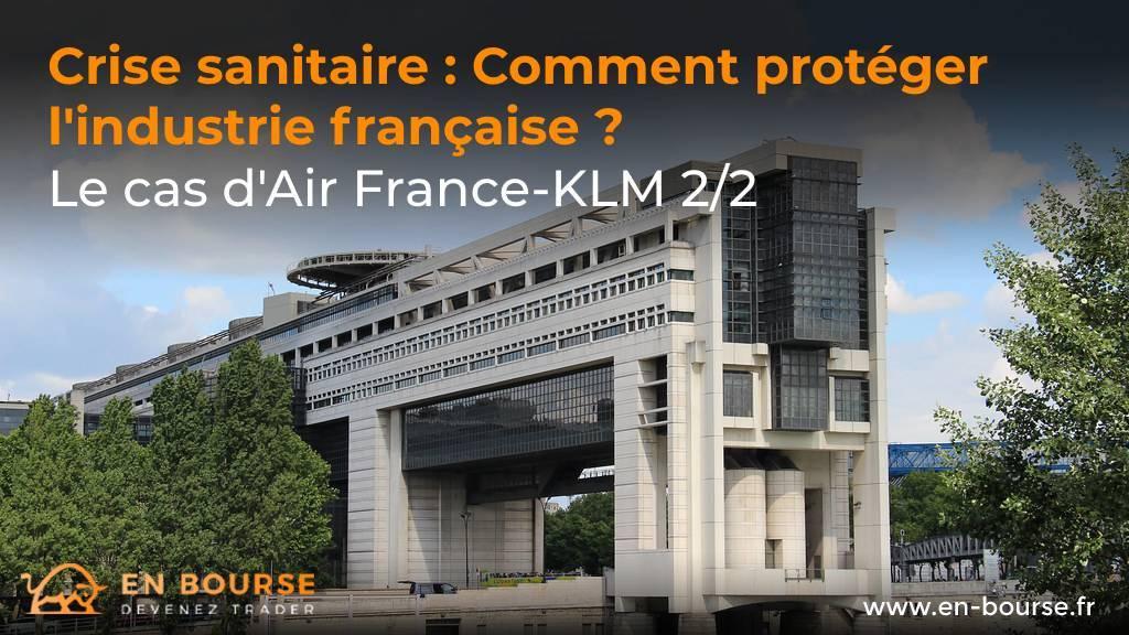"""Vue panoramique de """"Bercy"""" ou ministère de l'Économie et des Finances français"""