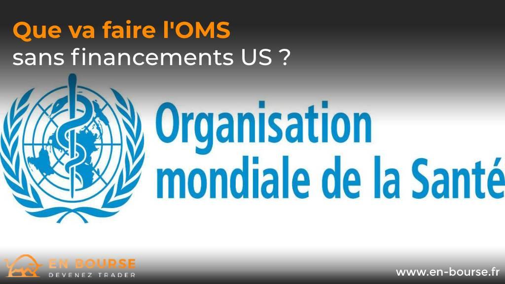Logo de l'organisation Mondiale de la santé - OMS / WHO