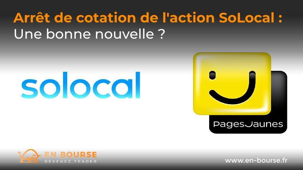 Logos de Solocal ex entreprise des Pages Jaunes