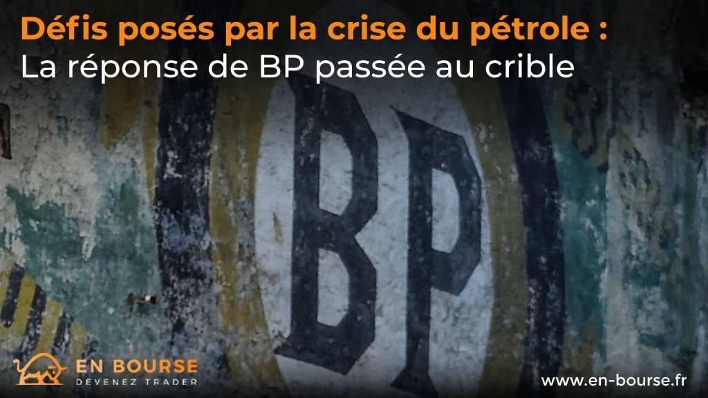 Logo de l'entreprise BP