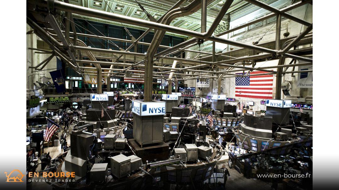 Salle de marché du NYSE en 2009
