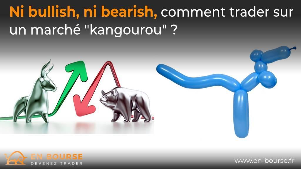 Taureau, ours et kangourou les trois tendances des marchés financiers