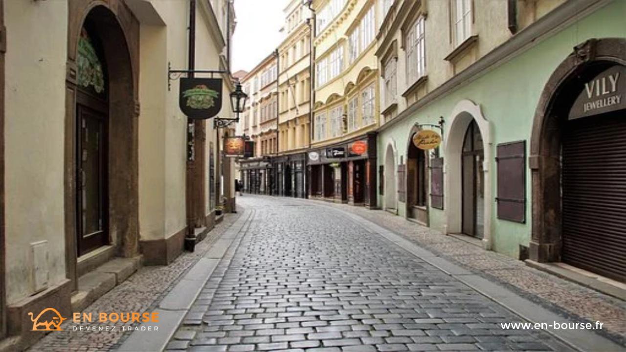 rue déserte