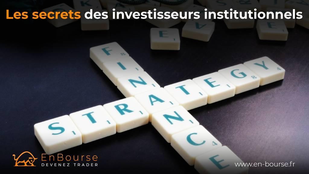 Stratégie d'investissement des Zinzins