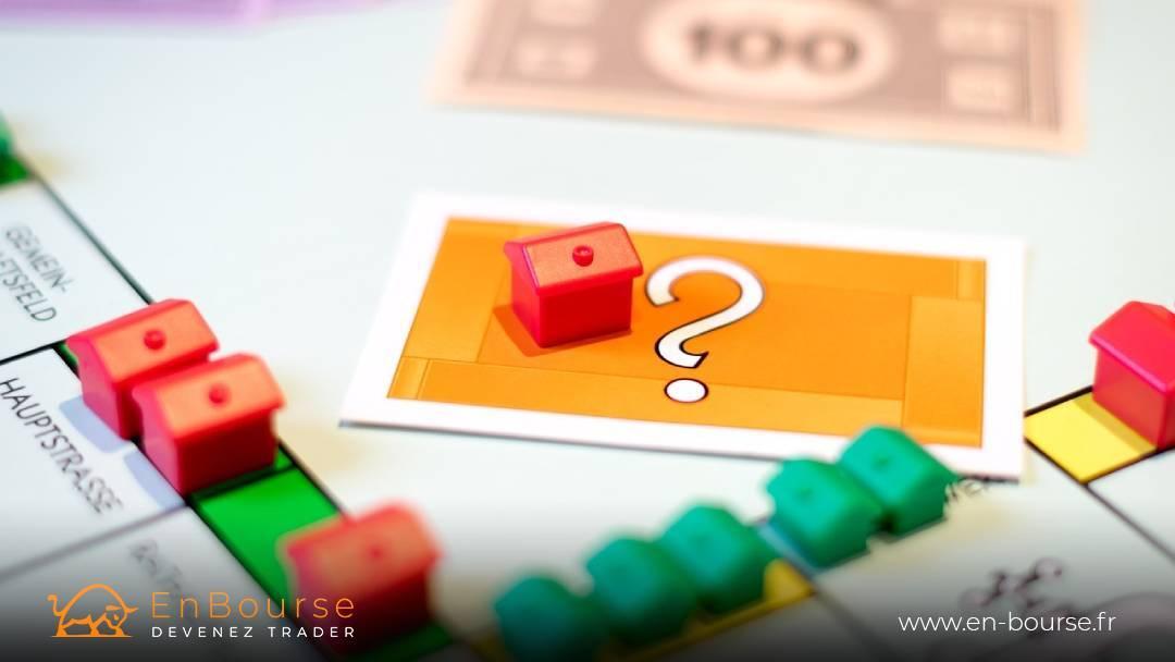 Maisons de monopoly