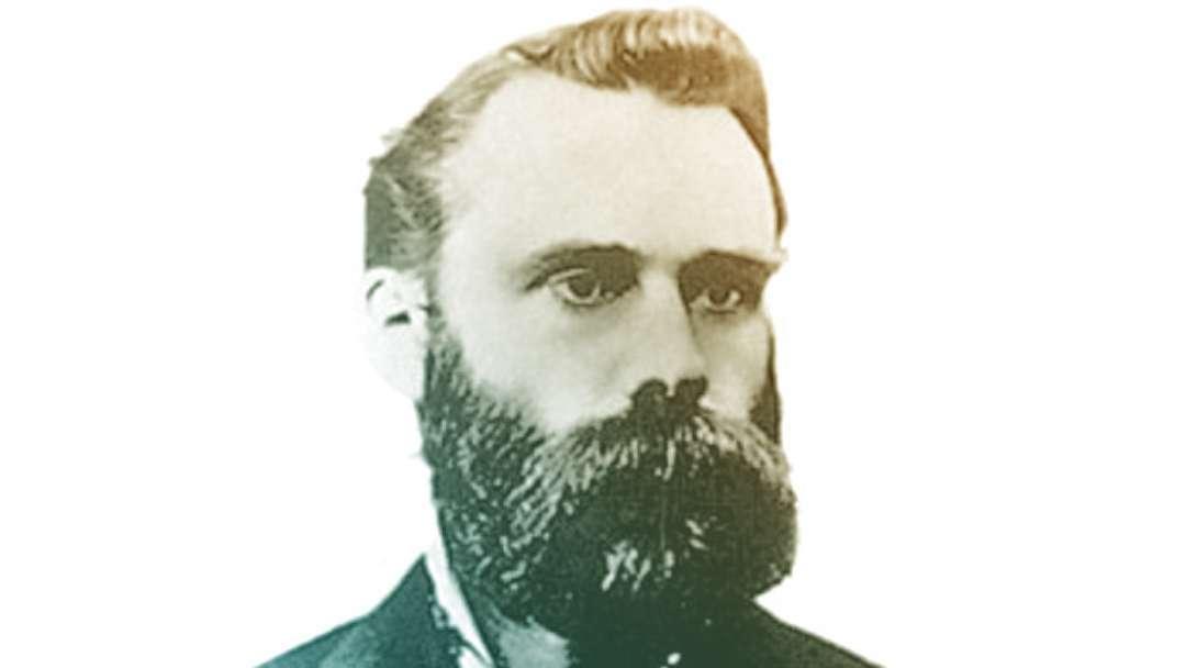 Portrait de Charles Henry Dow