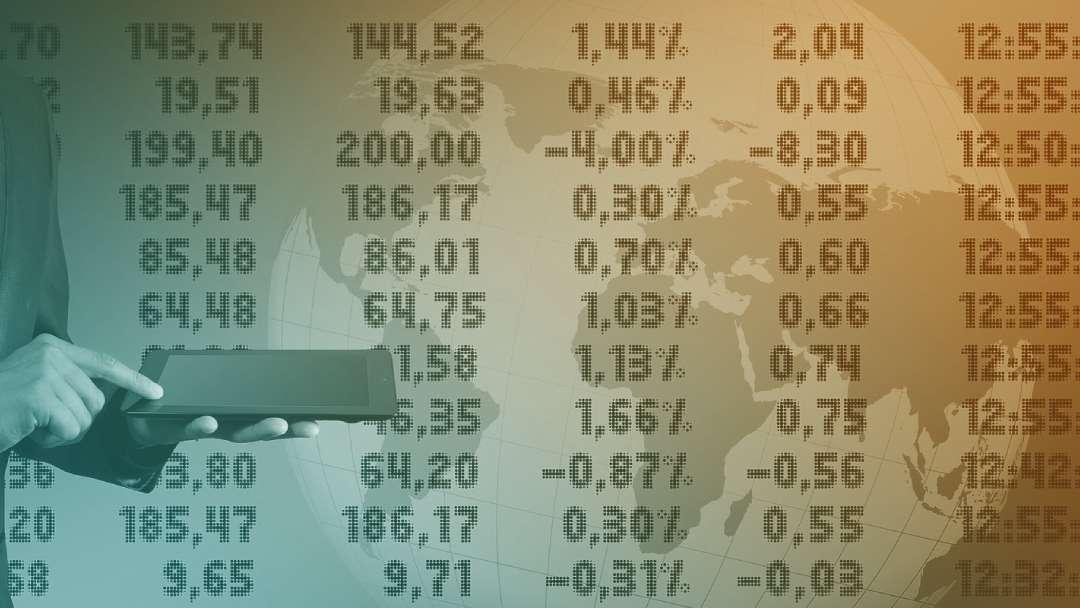 Teneur de marché et cours de bourse au niveau mondial