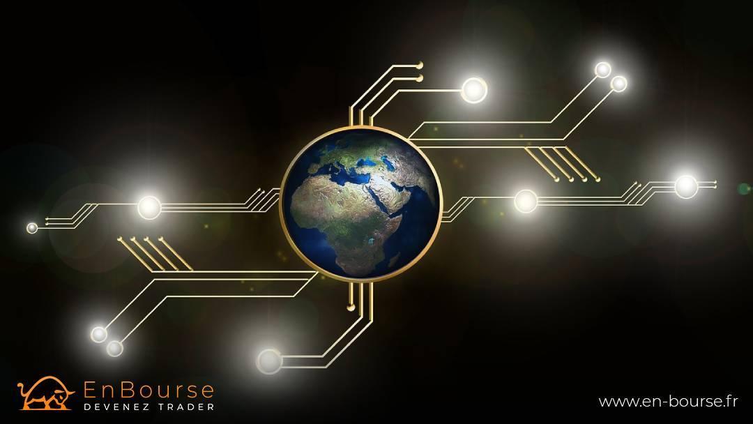 Cryptomonnaies connectées au monde entier
