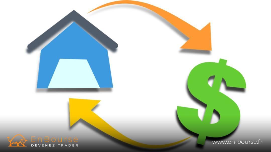 Illustration d'une hypothèque