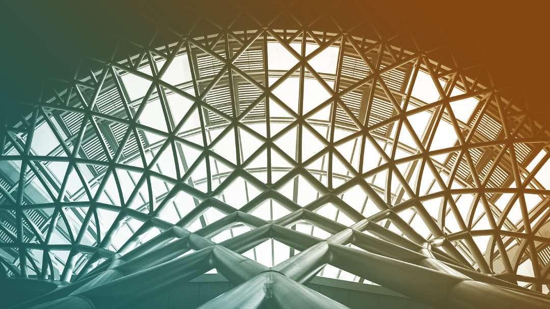 Intérieur d'un building
