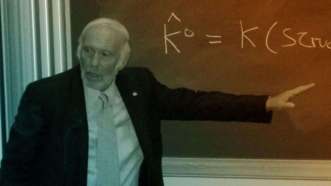 Jim Simmons, quantitative hedge fund manager