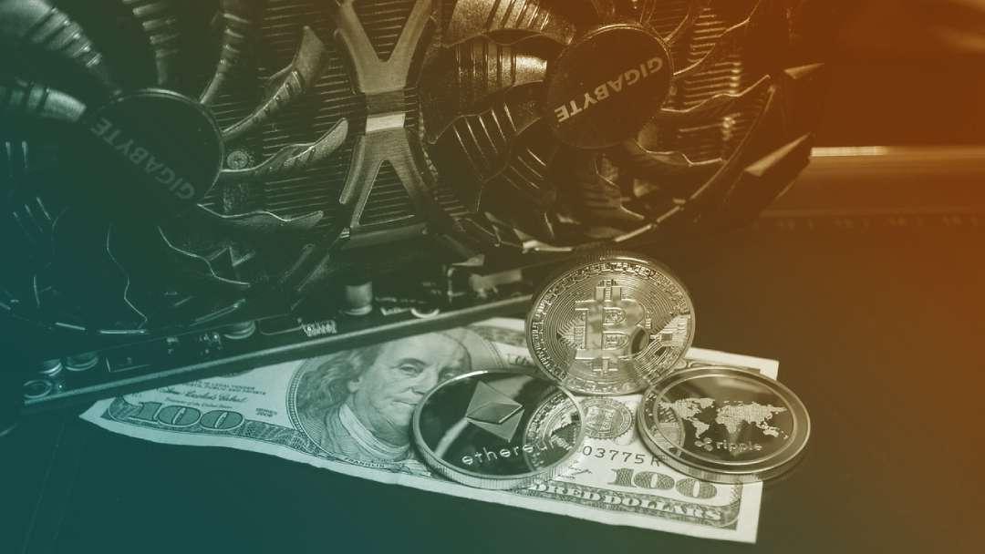Rente en Cryptomonnaies et dollar US