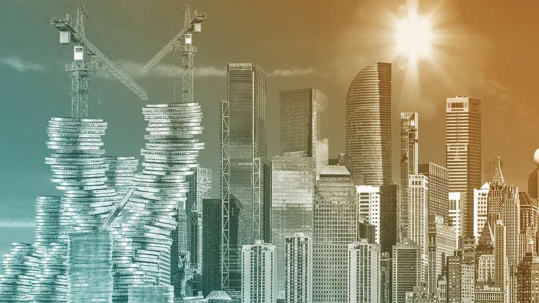 building, grue et rendement de l'investissement