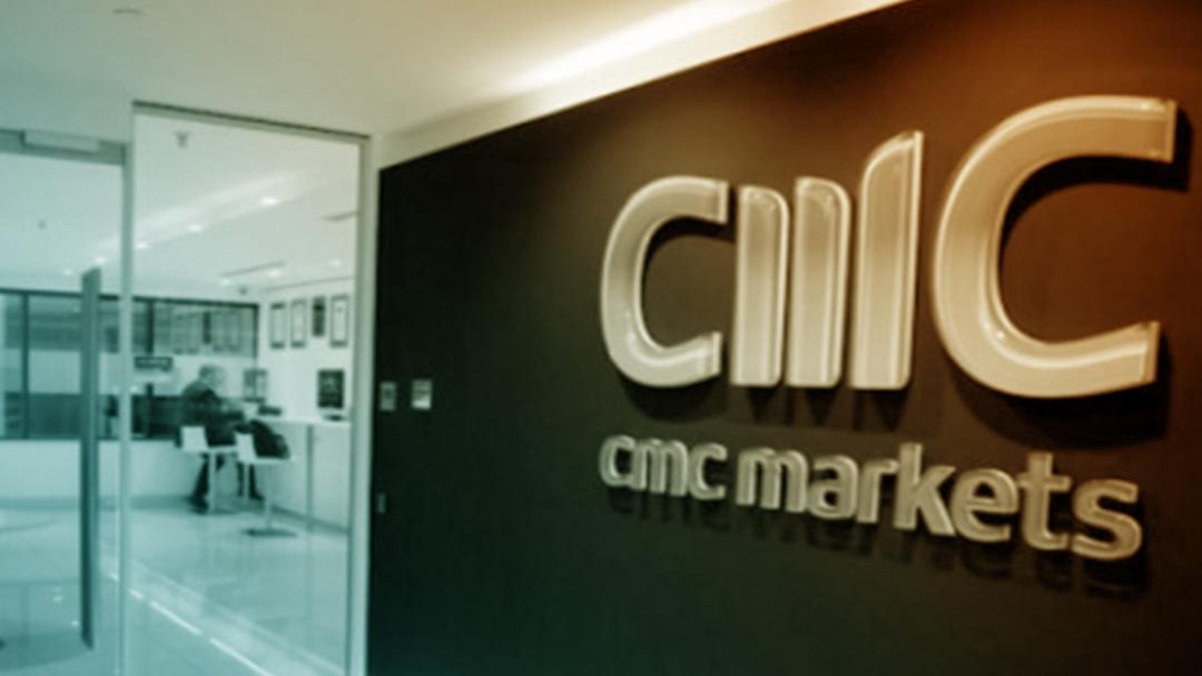 Logo CMC Markets