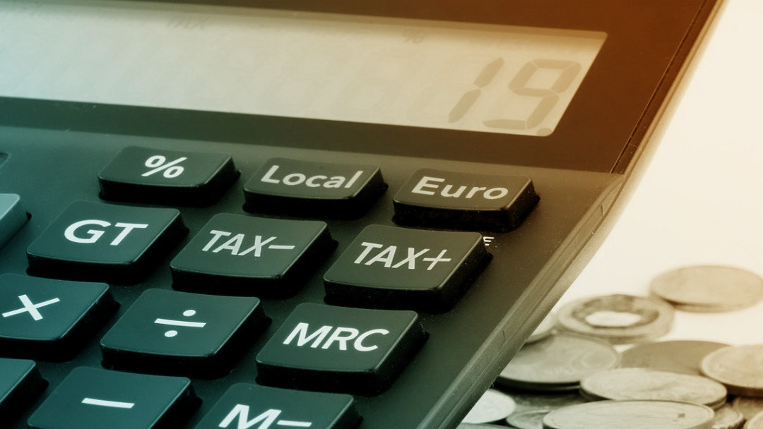 Calculatrice taxes