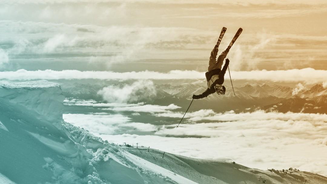 Salto à ski