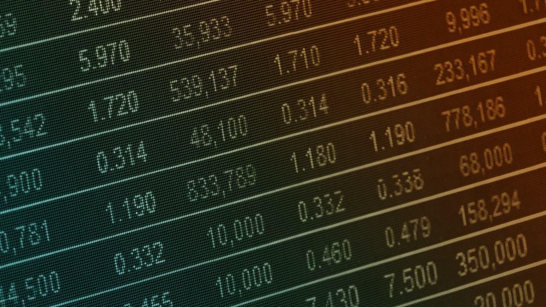 Tableau de cotation des devises