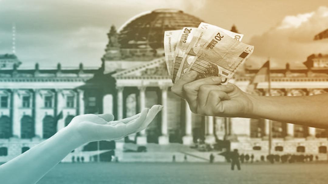 Echange d'argent