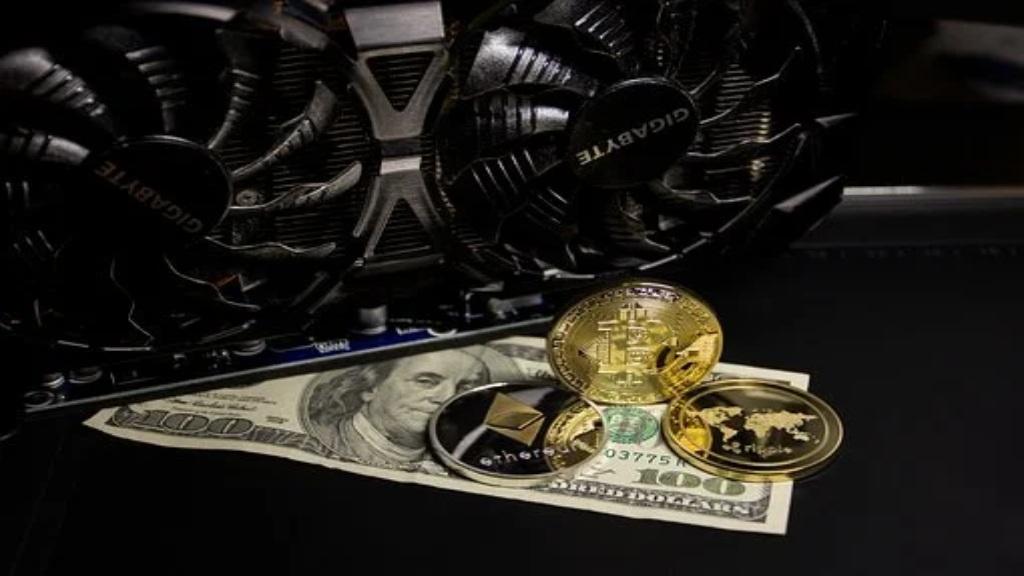 Cryptomonnaies et billet de banque