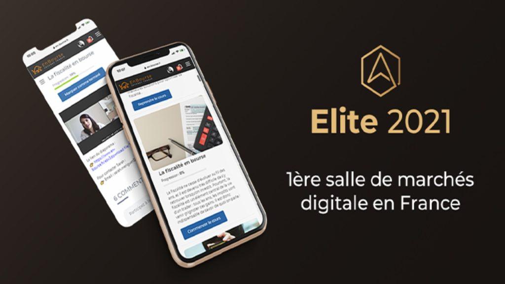 Présentation du service Elite 2021 par EnBourse
