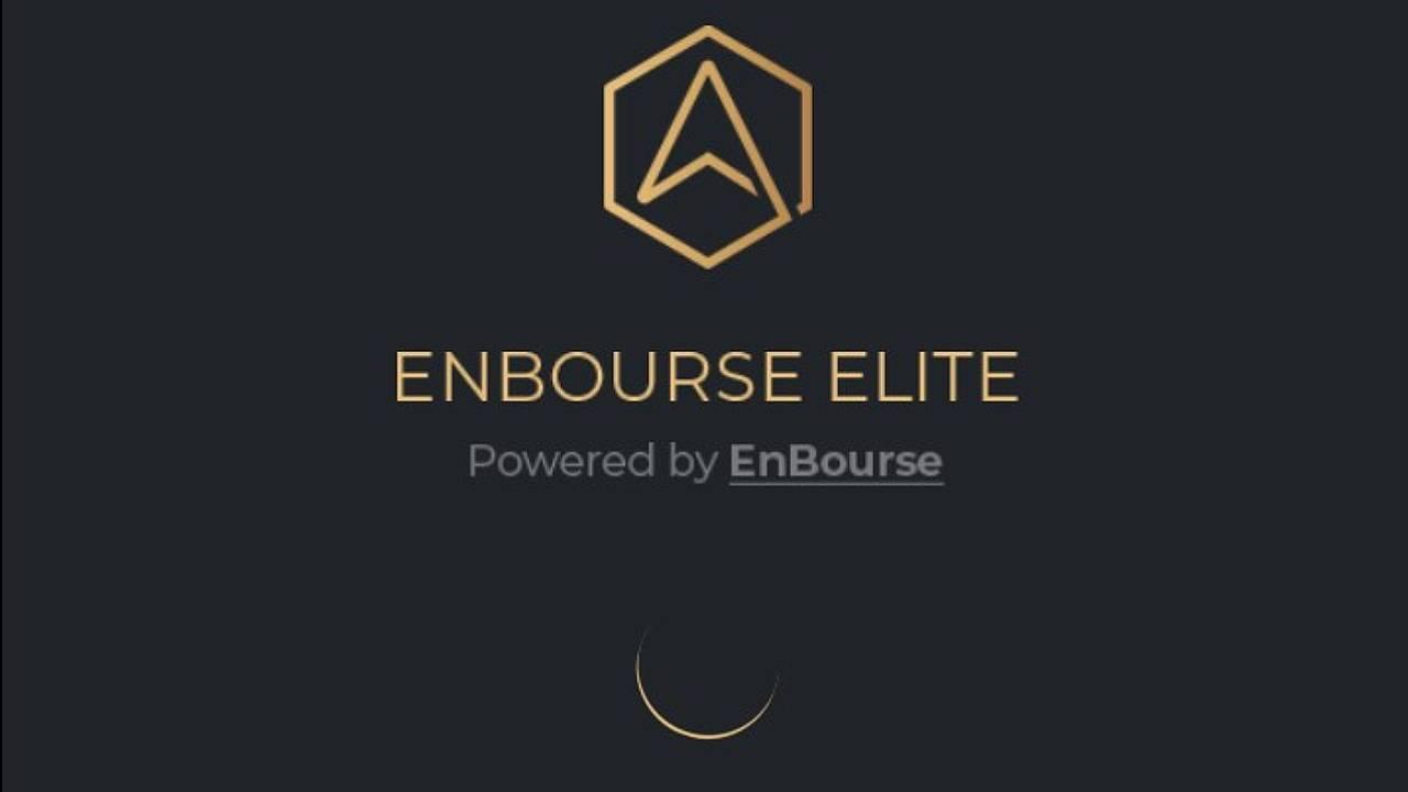 Page d'accès à la plateforme EnBourse Elite