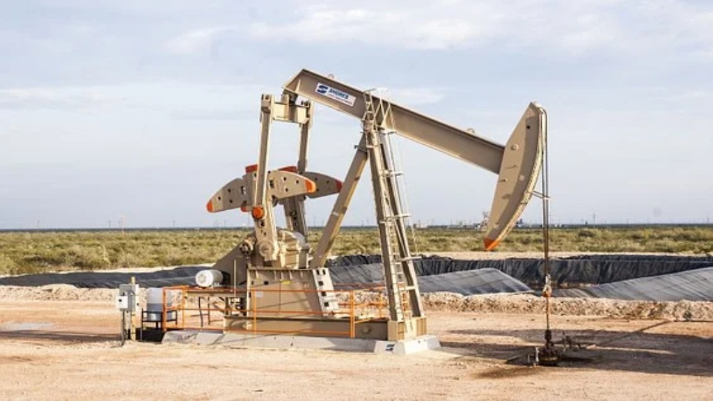 Puit de pétrole