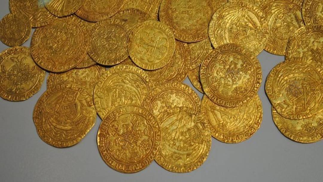 Pièces d'or d'investissement
